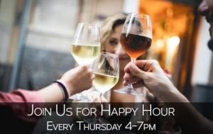 Happy Hour - Muse Vineyards