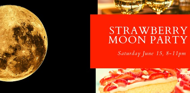 Strawberry Moon Party at Muse Vineyards