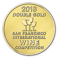 San Francisco International Wine-Competition Double Gold 2018