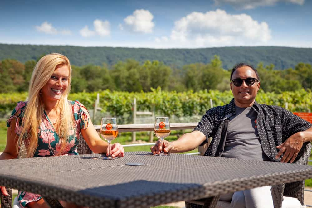 Enjoy Beautiful Outdoor Vistas at Muse Vineyards