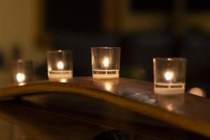 Muse Vineyards Tasting Room Candles