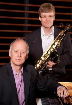 Bob Hallahan and David Pope