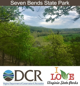 Seven Bends State Park - Woodstock, VA