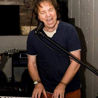 Musician Bill Vaughan