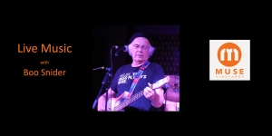 Live Music with Boo Snider at Muse Vineyards