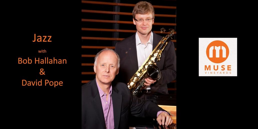 Jazz Bob Hallahan & David Pope