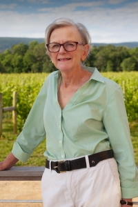 Sally Cowal, Co-Owner of Muse Vineyards