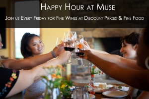 Happy Hour at Muse