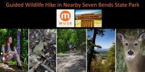 Wildlife Hike Muse Vineyards