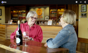 Un-Wine'd: VPM/PBS: Featuring Sally Cowal and Muse Vineyards