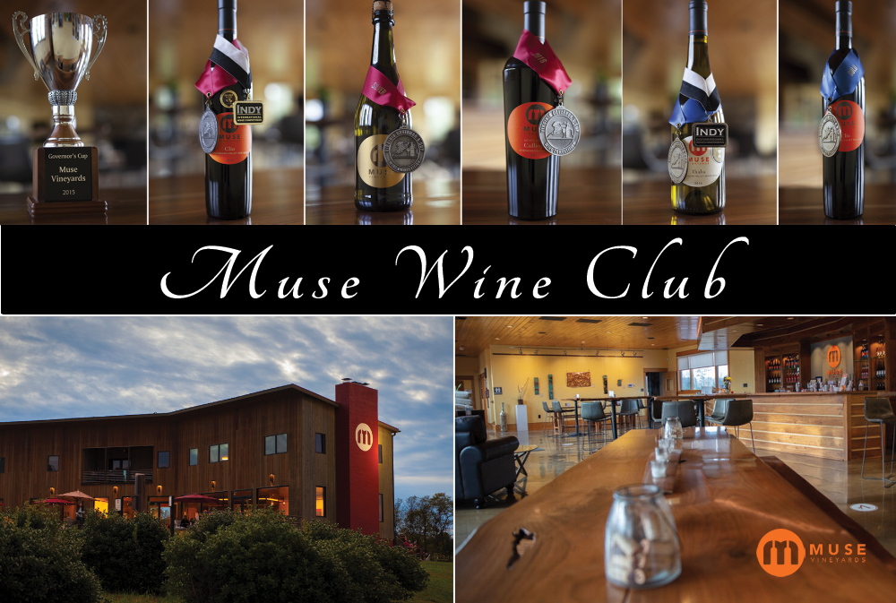 Muse Wine Club