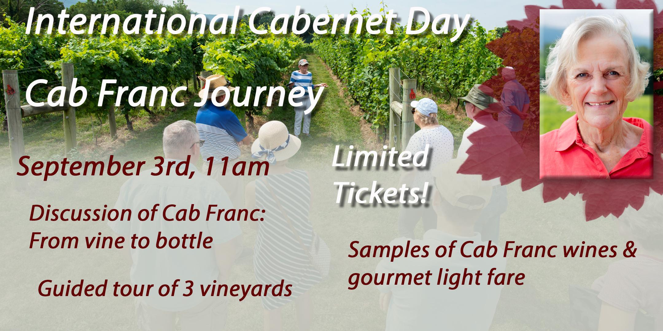 Cab Franc Journey